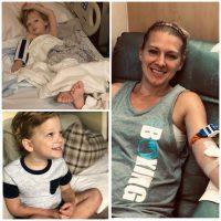 Vitalant Blood donation at Flo's